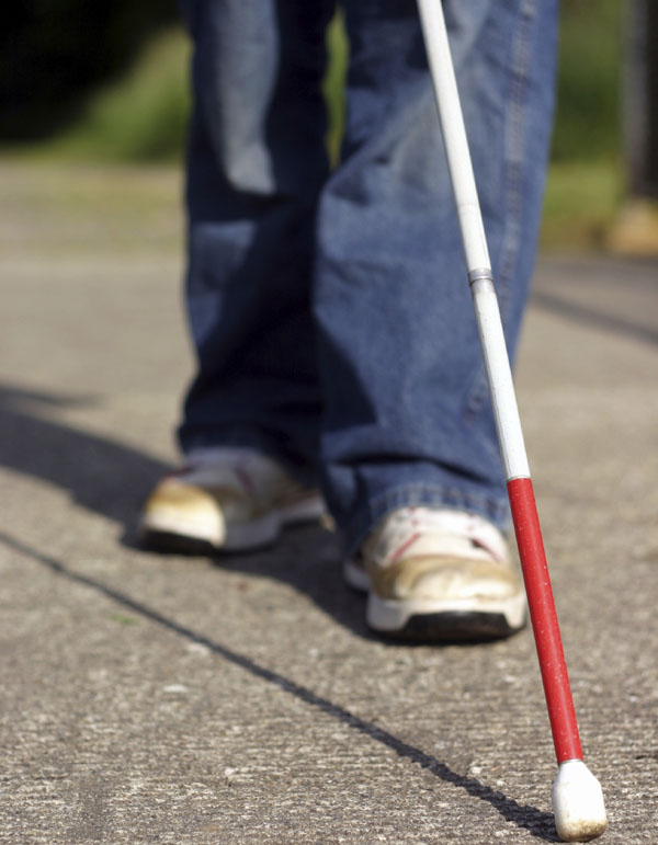 Bezpieczeństwo osób niewidomych i niepełnosprawnych